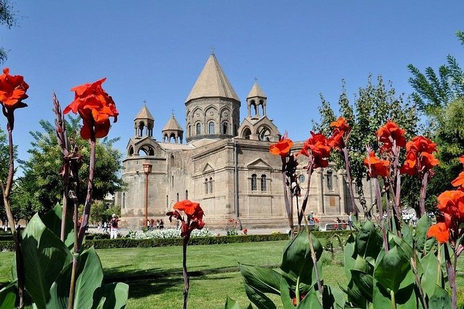 Etchmiadzin Cathedral, Mother church of the Armenian Apostolic Church.