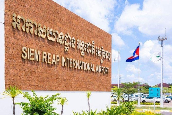 Private Arrival Transfer: Siem Reap Airport to Hotel