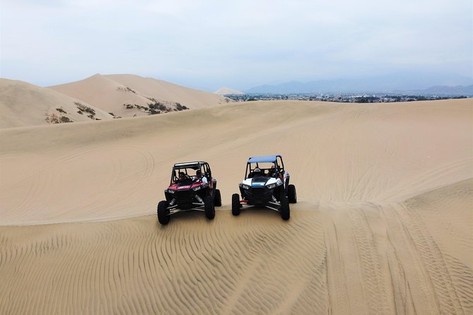 1-hour tour in a Polaris vehicle / Huacachina desert photo 6