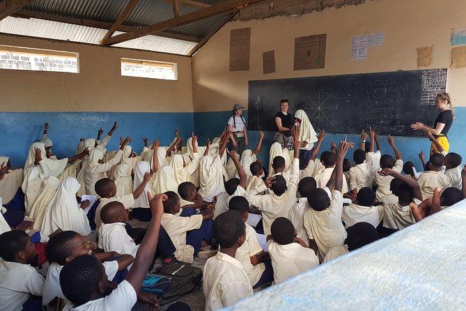 Zanzibar Volunteer Project