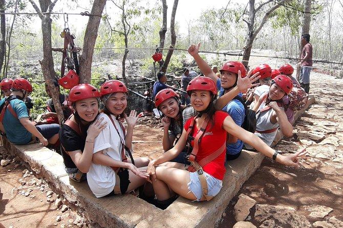 "Adventure Trip - Jomblang Cave & Timang Beach ""Gondola"""