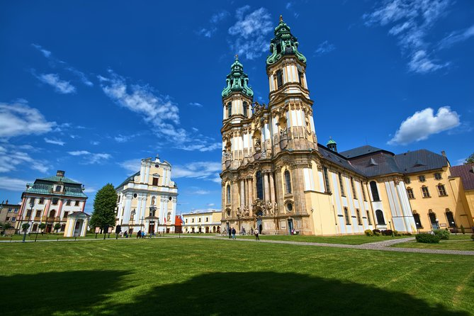 The Pearl of the European Baroque - former Cistercian Abbey in Krzeszow Tour