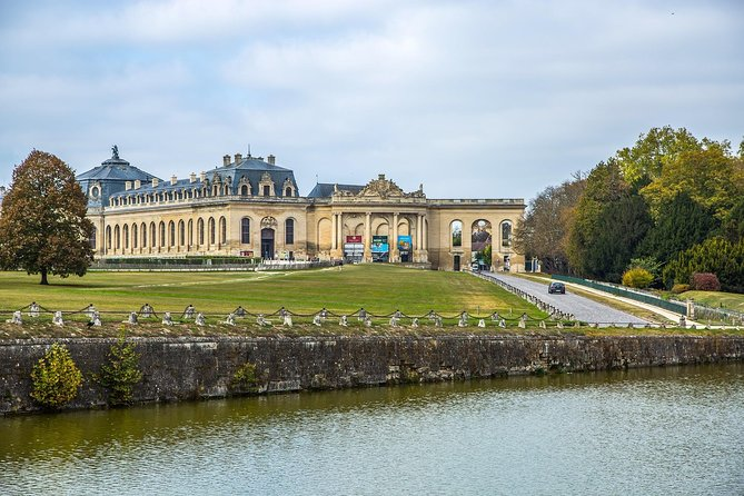Chateau de Chantilly, Giverny and Monet's Garden One Day Trip from Paris