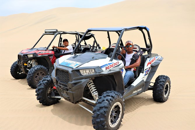1-hour tour in a Polaris vehicle / Huacachina desert photo 7