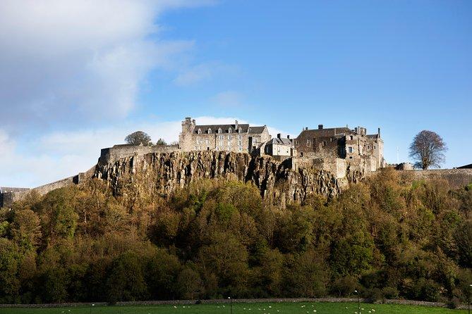Loch Lomond, The Trossachs and Stirling Castle Tour