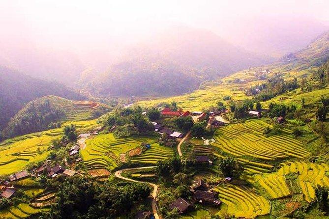 Small-Group Sapa Trekking Tour by Night Train from Hanoi (5 star hotel)