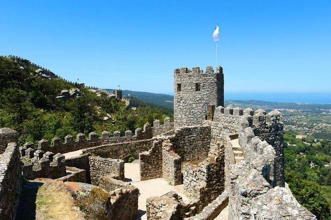 Direct entrance Pena Palace and Moorish Castle