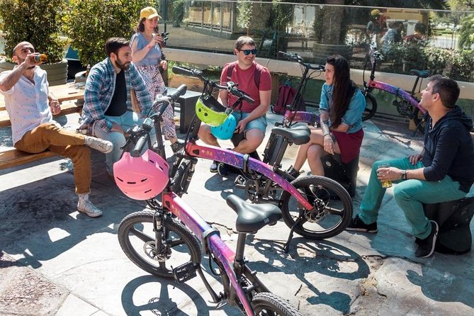 Electric bike tour in Buenos Aires City: Southern circuit