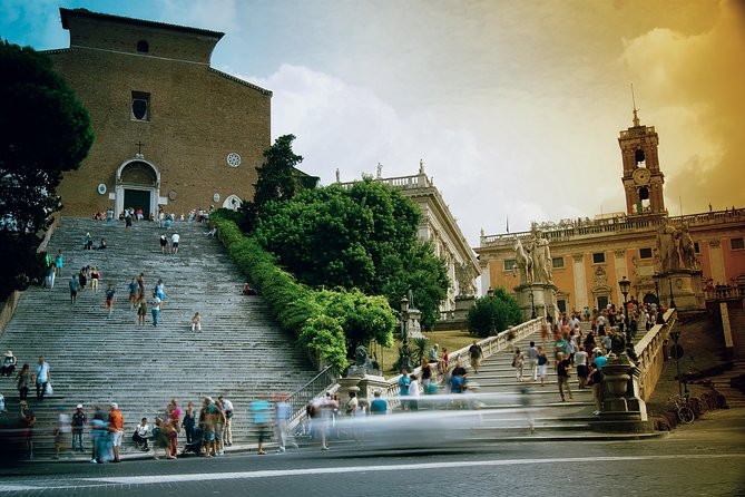 2.5-Hour Private guided Tour of the Capitoline Museums | VIP Entry