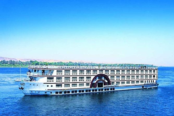 Nile Cruise from Aswan 3 nights – 4 Days photo 1