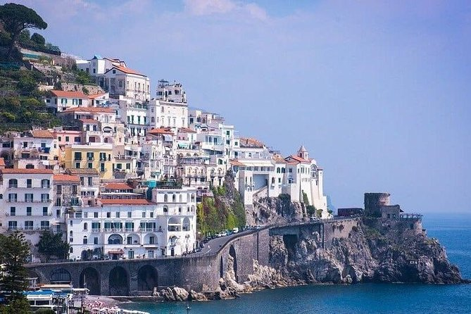 Amalfi Coast from Naples photo 1