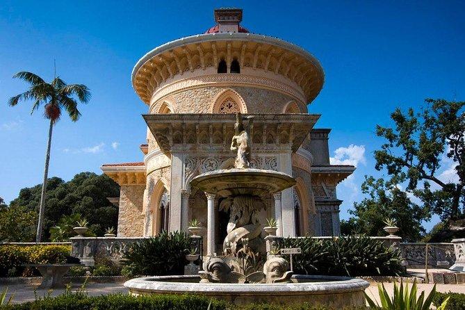Monserrate Palace direct entrance