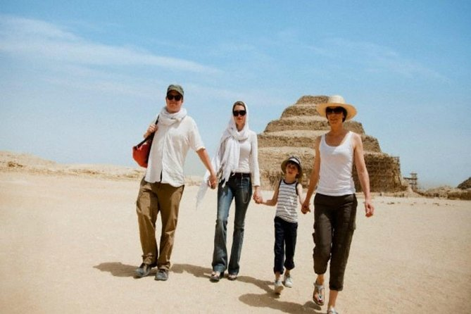 Private Full-Day Tour to Giza, Saqqara and Memphis from Cairo