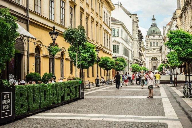 Budapest Urban Walk - Private Sightseeing Tour