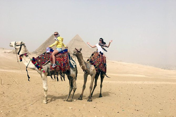 Full day tour to Giza pyramids, Great sphinx, Sakkara and Memphis