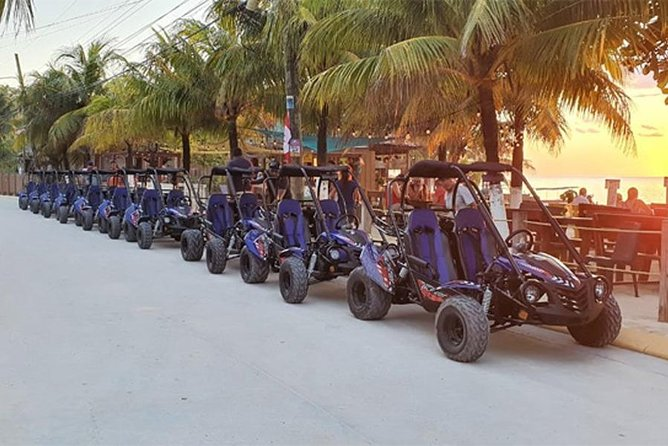Buggy Tour in Roatan Honduras