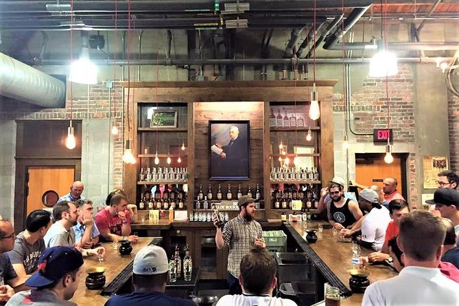 Nashville Distillery Guided Tour