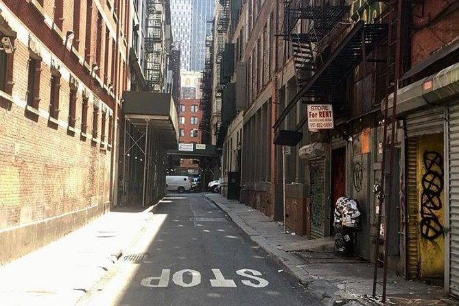 TriBeCa/SoHo Walking Tour of Music and the Arts
