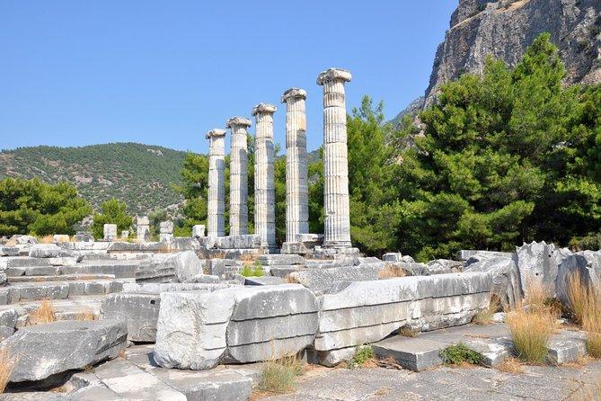 Priene Miletus Didyma Tour From Kusadasi & Selcuk