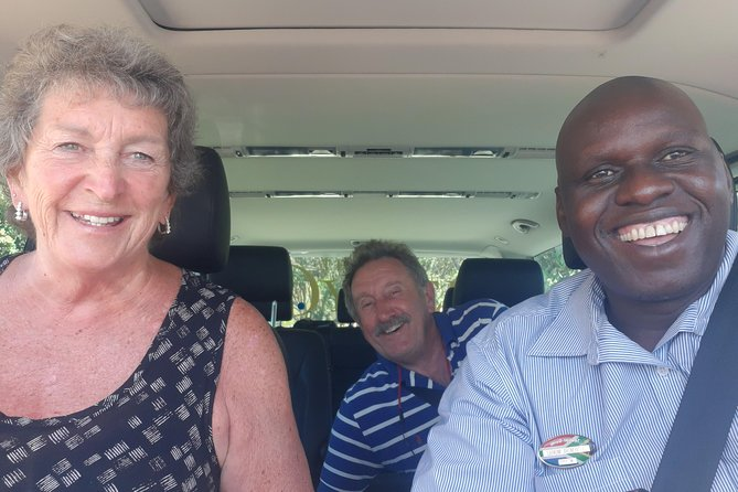 Winelands tours from 09.00am to 5.00 pm at R3500, 2 people,excludes testing fee