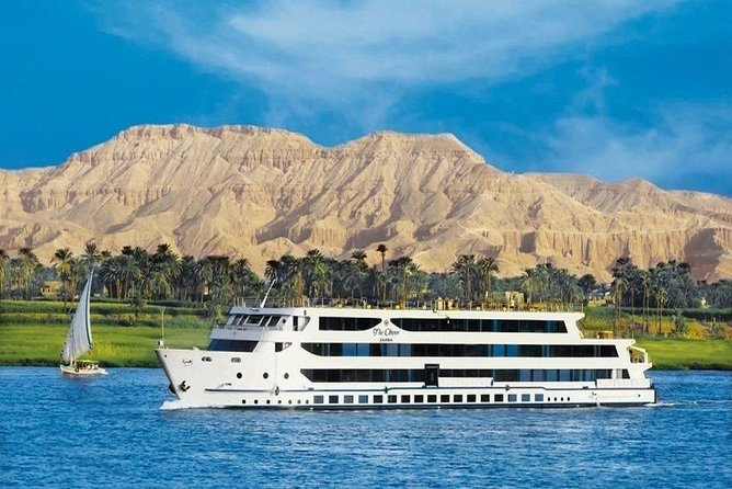 Nile cruise from Luxor for 7 nights with Balloon ride