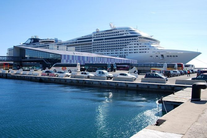 Ultra - Marseille Private Airport Transfer from Cruise Port to Marseille Airport