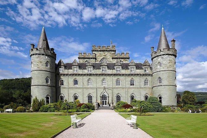 Excursão ao Castelo Inverary e Loch Lomond