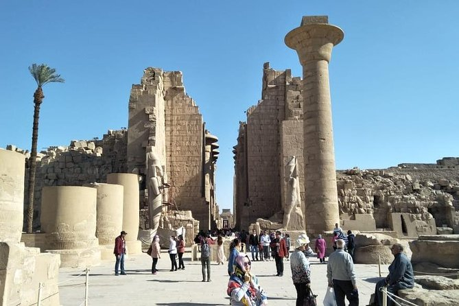 Luxor 2 days tour from Cairo, with accommodation