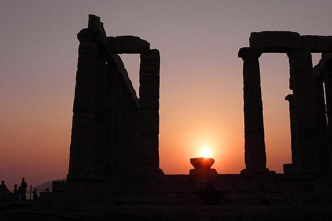 Sounion Sunset Private Tour from Athens