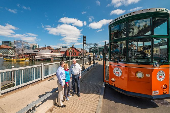 Boston Hop-on Hop-off Trolley Tour with 18 Stops photo 11