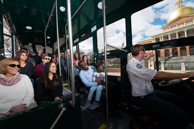 Boston Hop-on Hop-off Trolley Tour with 18 Stops photo 6