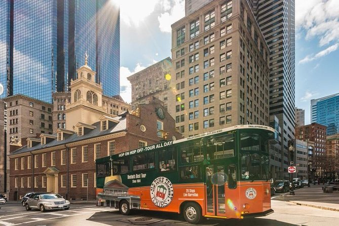 Boston Hop-on Hop-off Trolley Tour with 18 Stops photo 10