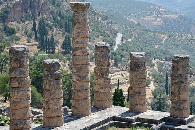 Delphi Private 10 hours Tour