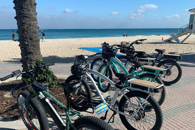 2 Hour Ft. Lauderdale Guided Electric Bike Tour photo 4