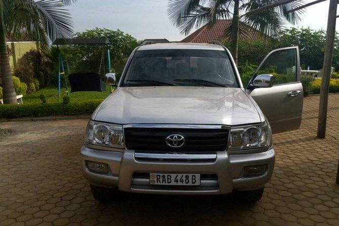 Kigali to Akagera National Park round trip private transfer. Rwanda