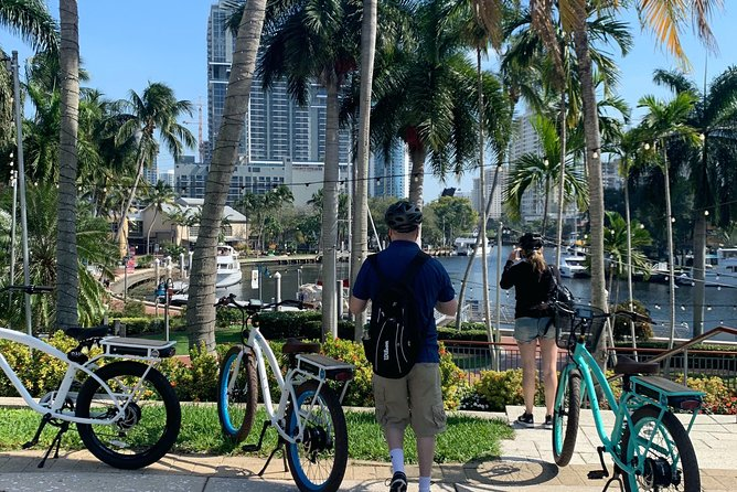 2 Hour Ft. Lauderdale Guided Electric Bike Tour photo 7