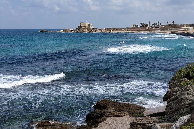 Private tour: Caesarea, Haifa, and Mt. Carmel