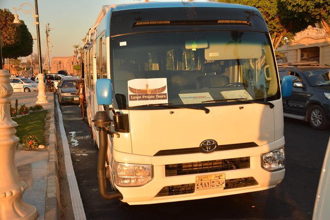Transfer from luxor Airport Arrival or Departure photo 9