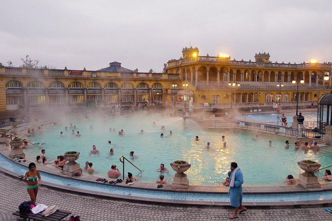 Tickets to the Széchenyi spa