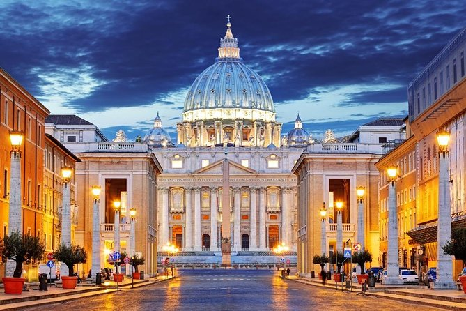 Private Tour - Christian Rome: The four Papal Basilicas (hotel pick up/drop off)