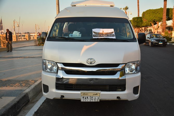 Transfers from Luxor to Hurghada