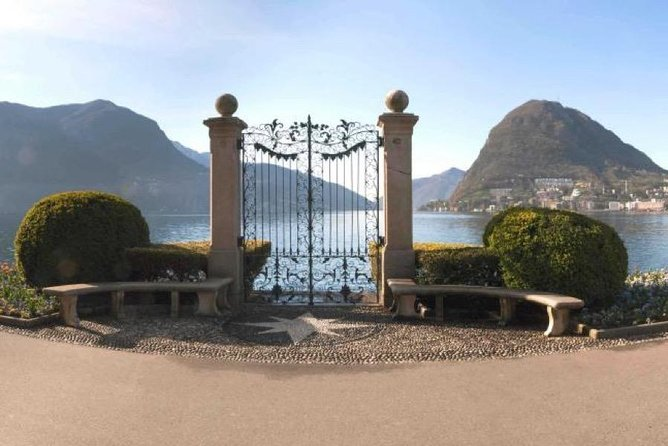 A private tour of Lugano and its lakeside villages