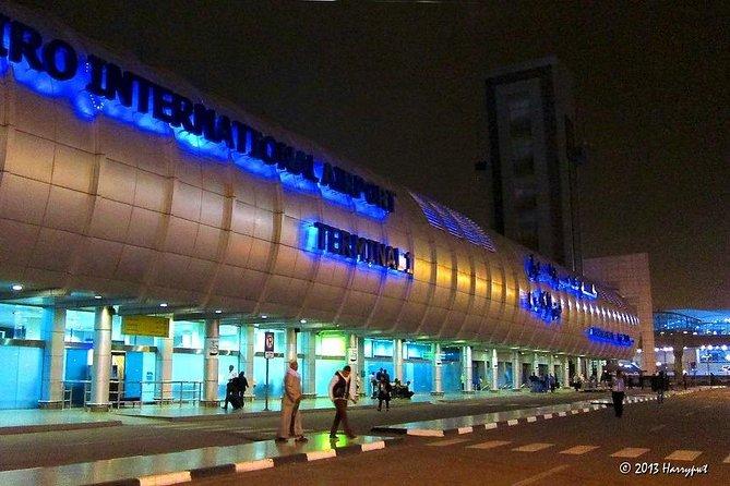 Pickup From Cairo International Airport