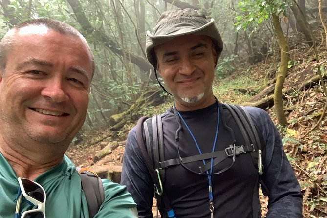 To reach Izalco yo must cross the cloud forest of Cerro Verde