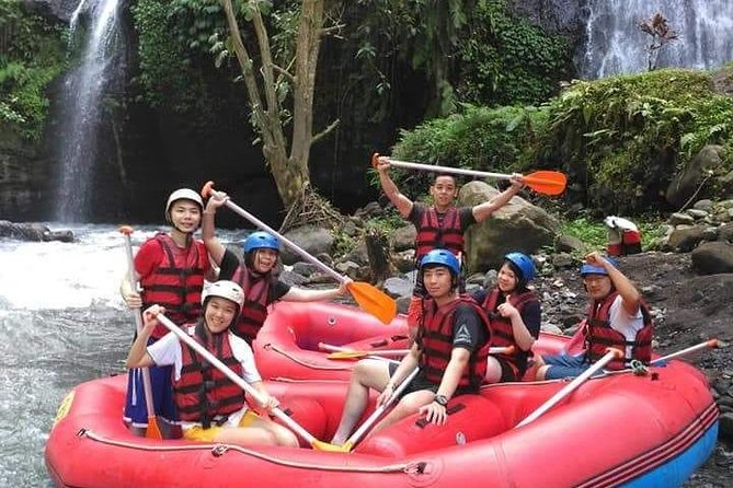 Telaga Waja River Rafting with Pick up