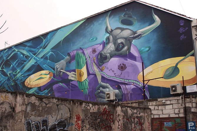 Budapest Urban Art - Street Art Tour