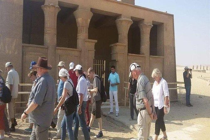 El Minya overnight private tour from Cairo