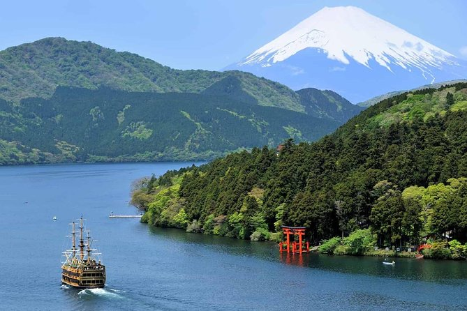 Hakone Full-Day Private Tour(Tokyo departure) with Nationally-Licensed Guide