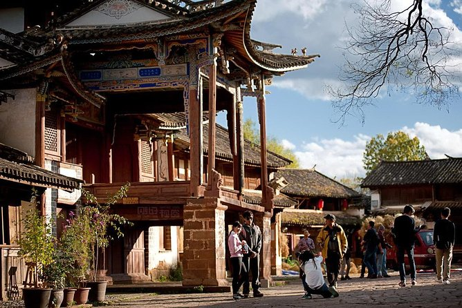 2-Days Self-Guided tour from Lijiang to Dali and overnight in Shaxi old town