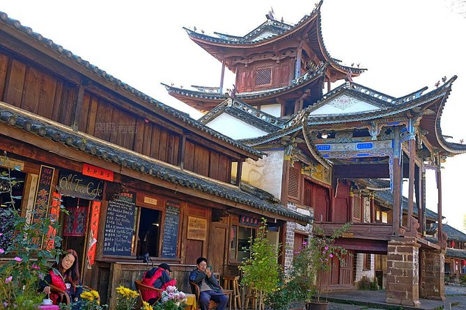 The Shaxi Old Town